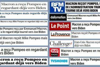 La presse «copié-collé»
