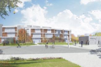Pour l'ouverture de son lycée à Meyzieu,  Sainte-Marie Lyon innove dans son financement