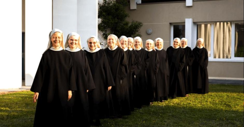 L'histoire des bénédictines de Bouzy-la-Forêt