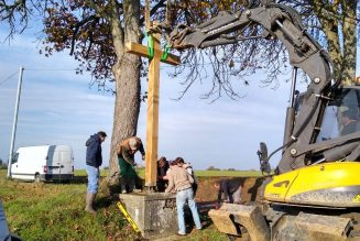 SOS Calvaires : Restaurer le petit patrimoine religieux pour témoigner sa foi