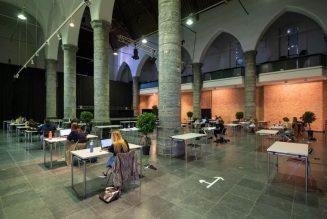 Belgique : les églises sont des endroits sûrs… pour étudier
