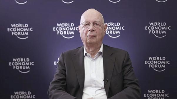 Klaus Schwab : La maladie a été une chance