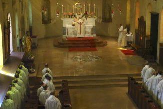 L'abbaye Saint-Joseph de Clairval fonde à Solignac