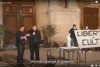 Lettre à César d'un citoyen révolté et  d'un chrétien indigné (Lettre ouverte à Emmanuel Macron)