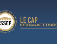 Marion Maréchal lance officiellement le Centre d'Analyse et de Prospective
