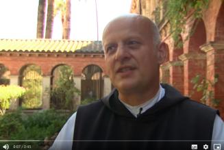 Une autre belle vidéo sur la vie monastique