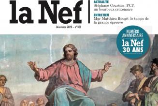 Le mensuel La Nef fête ses 30 ans