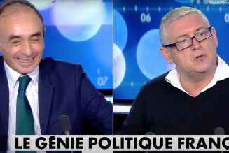 Eric Zemmour face à Michel Onfray sur le génie français