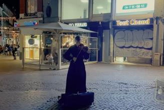 A Lille, la joie de Noël se chante dans les rues