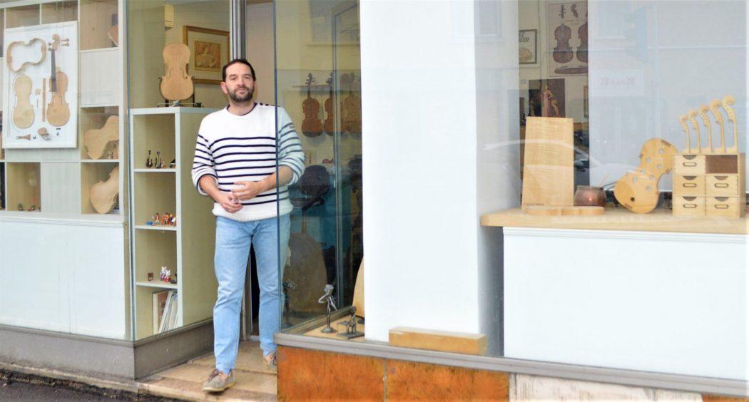 Un luthier au chevet de l'Arménie