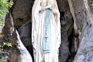 3 cœurs d'évêques fêtent Marie et Joseph