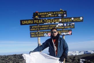 Jean-Marc Potdevin, du Kilimandjaro au Vendée Globe