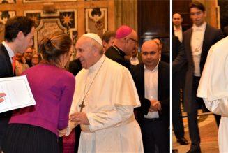 La santé du pape François en question