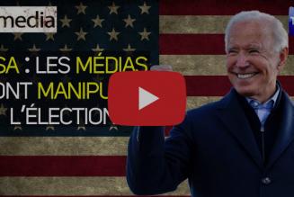 I-Média – USA : les médias ont manipulé l'élection