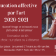 Éducation affective par l'art