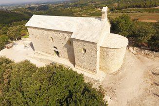 Un ouvrage raconte la résurrection de la chapelle Saint-Hilaire