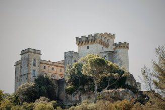 Provence : le château de La Barben, un nouveau lieu de spectacles et d'animations dans un cadre naturel