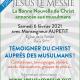 6 février : Forum Jésus Le Messie sur l'évangélisation des musulmans