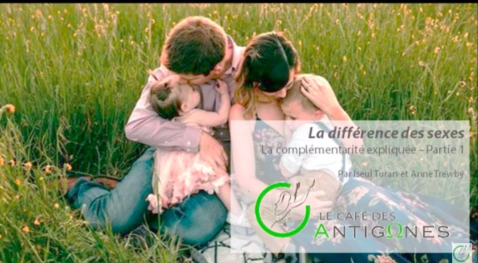 La différence des sexes (partie 1): une vidéo des Antigones