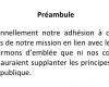 Les catholiques pourraient-ils signer une charte comme celle «des principes pour l'Islam de France»
