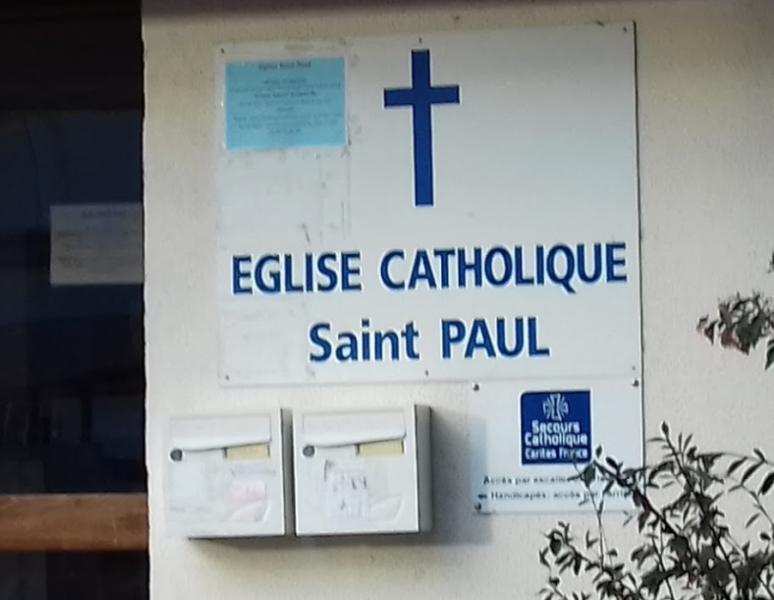 Montpellier : profanation de l'église Saint-Paul à la Mosson