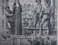 Sœur Rosalie-Céleste, décapitée par la Révolution