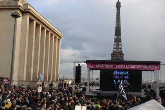 Le reportage de TV Libertés sur La Marche pour la vie