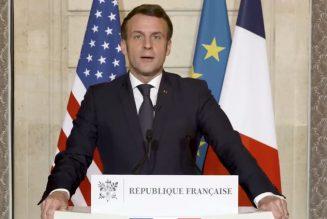 Jean Lassalle : La France a mieux à faire en de si lourdes circonstances que de délivrer des leçons de morale au peuple américain