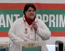 Odile Guinnepain nouvelle présidente de Choisir la Vie