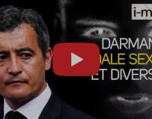 I-Média – Gérald Darmanin :  Scandale, dissolution et diversion