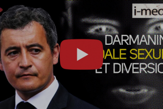 I-Média – Gérald Darmanin :  Scandale, dissolution et diversion