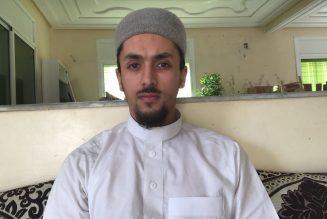 M.Nadhir, jeune imam français, condamne l'exécution pour apostasie. Mais seulement si elle est « injuste »