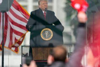 Message du Président Donald J. Trump sur l'invasion du Capitole et la liberté d'expression