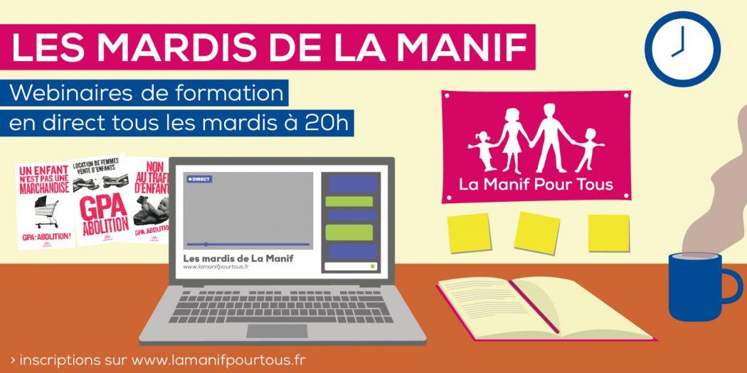 """Webinaire mardi 5 janvier à 20h, sur le thème """"La procréation sans sexe pour tous : en marche vers l'égalité ?"""", avec Aude Mirkovic"""