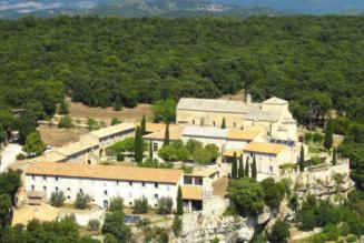 L'histoire millénaire du monastère de Ganagobie
