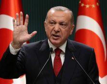 Erdogan frappe de nouveau à la porte de l'Europe