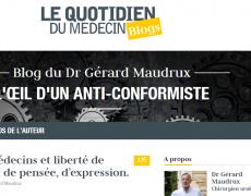 COVID et traitements : si le Docteur Maudrux n'existait pas, il faudrait l'inventer