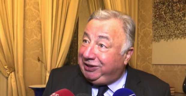 Gérard Larcher prêt à soutenir Jean-Frédéric Poisson ?