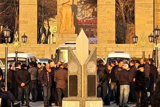 Un nouveau tremblement de terre en Arménie