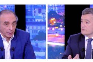 Zemmour face à Darmanin : «Il n'y a pas d'islamisme sans islam et pas d'islam sans immigration»