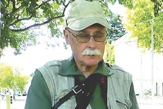 Colonel Francis Hamilton, RIP