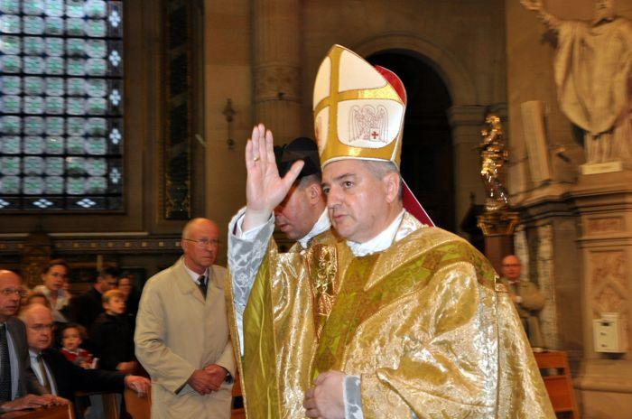 Mgr Aillet : «La loi de Dieu est supérieure à la République»