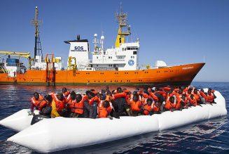 En région Occitanie, le groupe LR vote une subvention à SOS Méditerranée