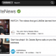 YouTube censure LifeSiteNews