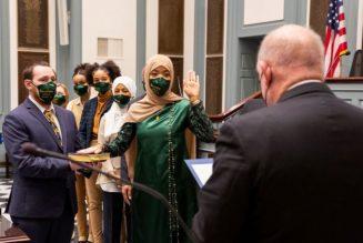 Etats-Unis : une élue voilée prête serment sur le Coran