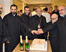 72h avec Mgr Raphaël Minassian, en Arménie