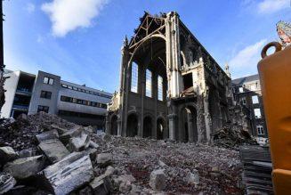 Chapelle Saint-Joseph de Lille : l'Etat islamique en rêvait, l'Etat français l'a fait