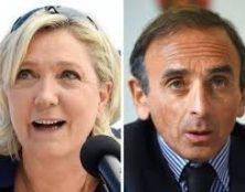 La candidature d'Eric Zemmour pourrait-elle favoriser la victoire de Marine Le Pen ?