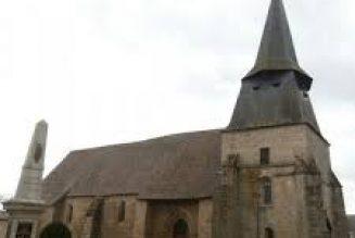 Il fait un don anonyme de 150 000€ pour rénover l'église de Chéniers