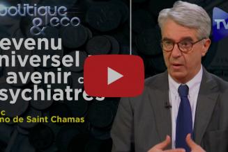Bruno de Saint Chamas : Le libéralisme libertaire contre la vérité de l'Homme